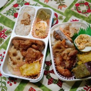 パルシステムのお料理セットで晩ご飯とユニクロの誕生感謝祭と箱を食いちぎ梅ちゃん
