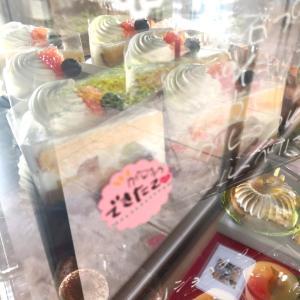 追加でフルーツショートケーキ♪