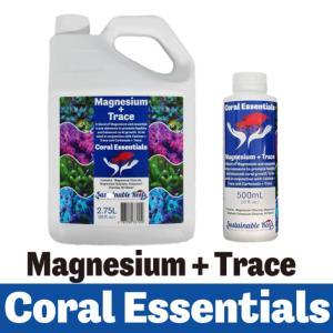 新製品のお知らせ Coral Essentials添加剤