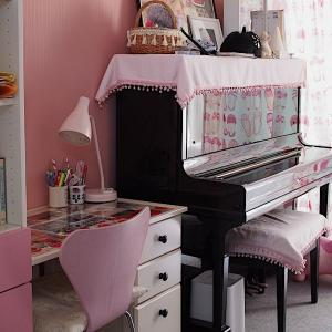 娘の部屋の片付けと届いたDVD♡