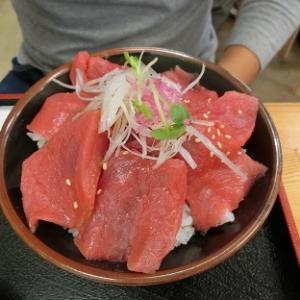 ◆鮪の本当の美味しさを知ってしまった!みなと市場内の『小松鮪専門店』で赤身丼と中トロ丼堪能♪◆