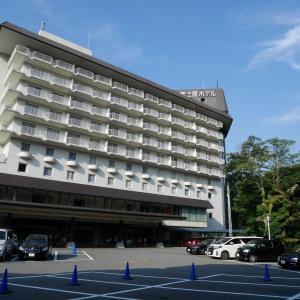 2018.8 本富士屋ホテル お部屋 ①