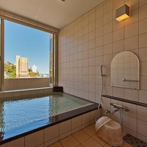 グランビュー熱海 貸切風呂と展望風呂 ②