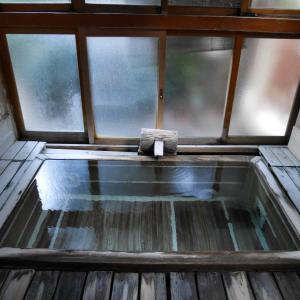 熱海温泉 山木旅館 大浴場・貸切風呂 ②