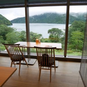 箱根・芦ノ湖 はなをり 朝食・感想 ④