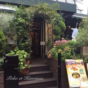 ピーターラビットカフェ