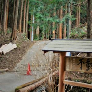 高水山から棒の嶺、小沢峠に戻るコース