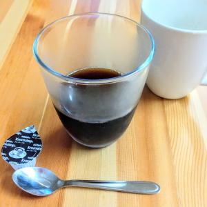 コーヒーゼリーに合う飲みものって?