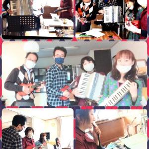 ピアノ&演奏サークルでした☆12月のお知らせ