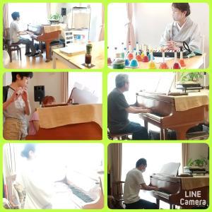【ピアノ演奏サークル】7月のお知らせ