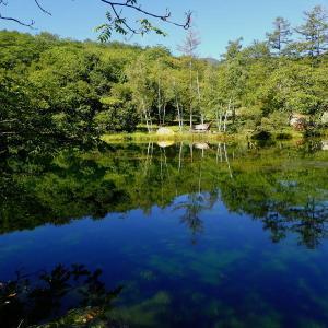 八千穂高原、駒出池キャンプ 2019