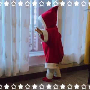 【1歳1ヶ月】成長を感じるクリスマス