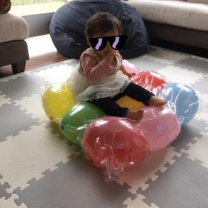 【1歳6ヶ月】GW中、1歳児と家でしたこと