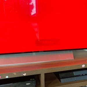 【故障】LGの有機ELテレビの液晶がコショウしたけど、ランクアップして交換してもらえた話