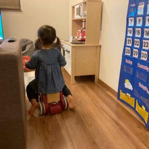 【2歳】保育園のクラス替えの時期が可哀想なことに