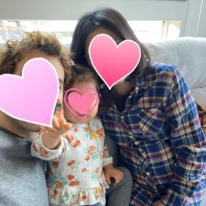 【2歳】はじめて1週間ママと離れる娘