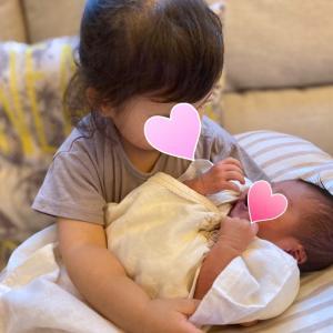 【2歳】【0ヶ月】第二の母