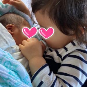 【2歳】【0m】生後2週間 息子のスケジュールと私