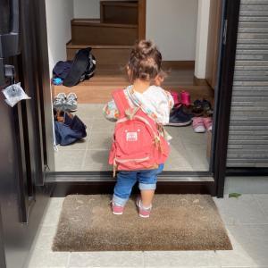 【2歳】変化を嫌う2歳児