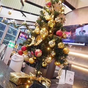 バリぶら冬ごもり2019(7)クリスマス