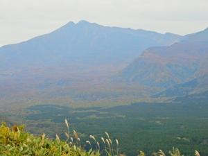 にかほ発「秋」①鳥海山