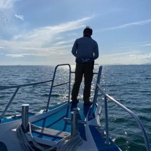 【2020松山沖タイラバ2回目】釣れたけどもう一歩・・・(2020年9月26日)