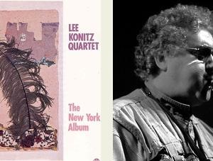 1980年代後半のリー・コニッツ