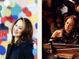 なかなか良いピアノ、弾いてます
