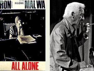 マルのソロ盤『All Alone』です