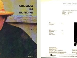 ミンガス・バンドを聴き直す。