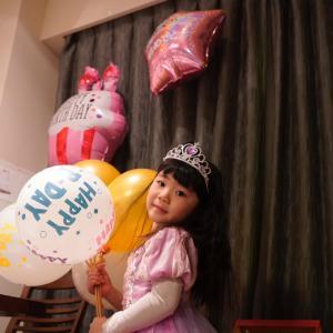 咲良5歳になる!