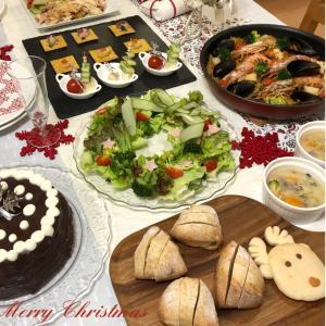 クリスマスのおうちごはん☆Merry Christmas
