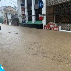 九州や岐阜県などで集中豪雨