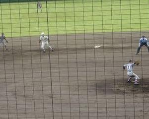 秋季高校野球東京大会 日大三vs八王子