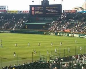 第101回全国高校野球選手権大会 第9日(1)