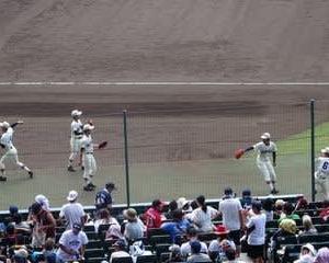 第101回全国高校野球選手権大会 第9日(2)