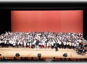HGFチャリティー合同コンサート2019