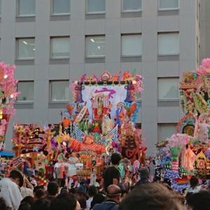 ユネスコ無形文化遺産「八戸三社大祭」!