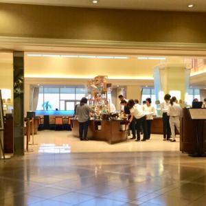 オリエンタルホテル サンタモニカの風のビアガーデン