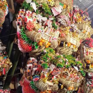 明日(2019年12月12日)は満月、大宮氷川神社の大湯祭(十日市)の話