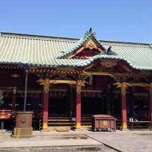 根津神社の神様から教えてもらったコロナウイルス対策