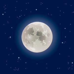 明日(2020年4月8日)は巳の日&満月✨○✨