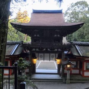 奈良の 石上神宮で 不思議体験♪