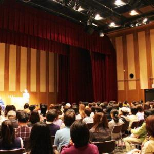 【ご報告】山川紘矢氏・亜希子氏講演会「新しい時代を 幸せに生きる!!」が無事に終了
