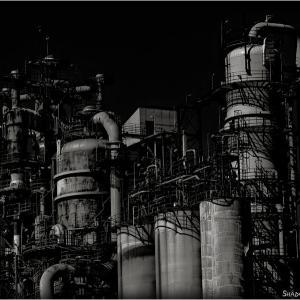 Refinery...