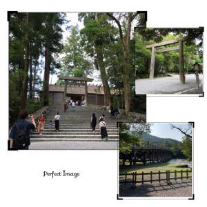夏休み 三重県の伊勢神宮、スペイン村、鳥羽水族館へ