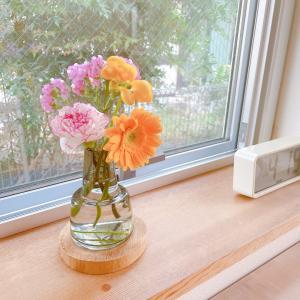 いつも窓辺にお花があるライフスタイルを、カンタンに実現!