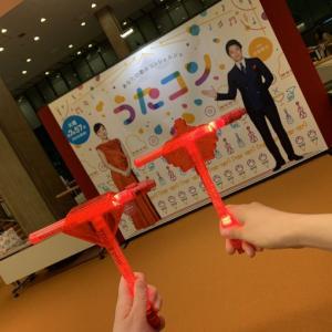 【ツイレポ】10/15 NHK総合「うたコン」観覧された方 ユノとチャンミンの様子