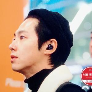 【画像】12/15 お疲れさまでした‼ ユノとチャンミン帰国‼ 仁川空港に到着