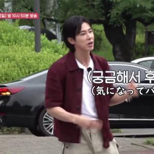 【動画】ユノ出演!本日放送「ソウルの田舎者」予告
